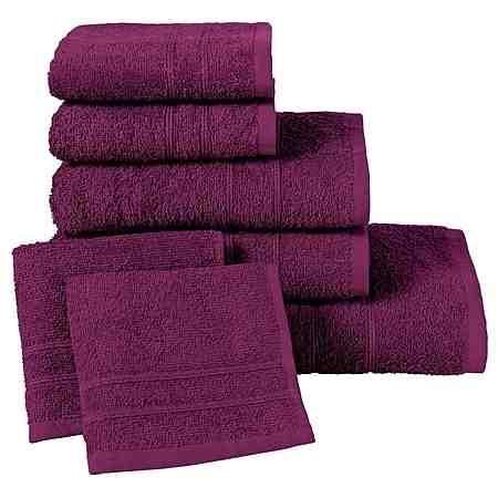 Handtücher sind für Ihr Wohlfühl-Bad unverzichtbar. Lassen Sie sich von der Vielfalt der Farben, Muster und Materialien inspirieren und bringen Sie frischen Wind in Ihr Badezimmer.