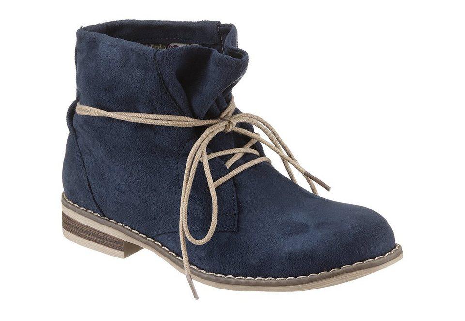 Boots, Arizona in dunkelblau