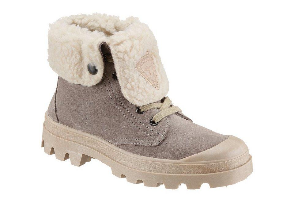 Boots, Tamaris in grau