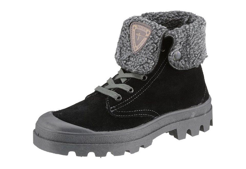 Boots, Tamaris in schwarz