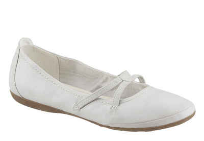 sneakers for cheap 2904b 3d02a Ballerinas in weiß online kaufen | OTTO
