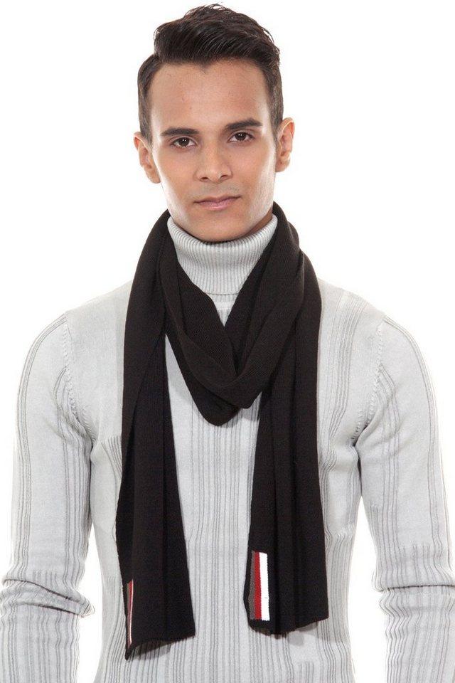 OBOY Streetwear Schal in schwarz