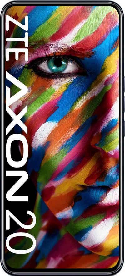 ZTE Axon 20 Smartphone (17,58 cm/6,92 Zoll, 128 GB Speicherplatz, 64 MP Kamera)