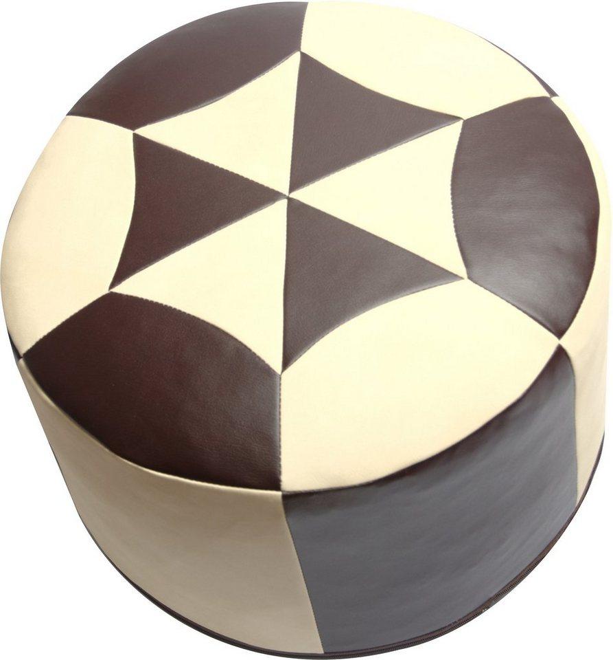 home affaire sitzkissen in aufgewendiger handarbeit online kaufen otto. Black Bedroom Furniture Sets. Home Design Ideas