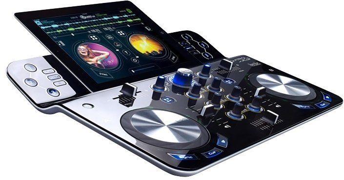 HERCULES DJ Control Wave für iPad »(Tablet/Smartphone)«