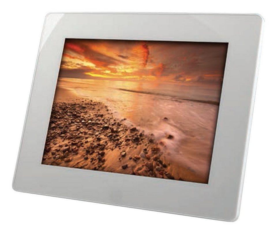 Rollei Pissarro DPF-80 Digitaler Bilderrahmen in weiß