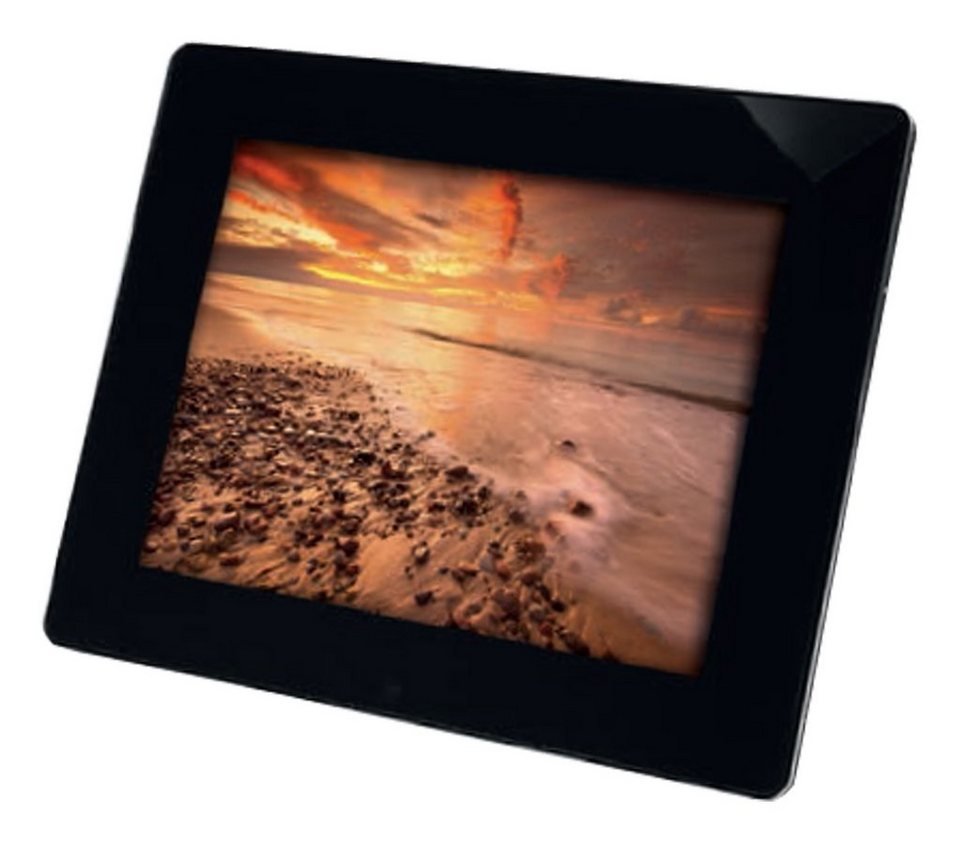 Rollei Pissarro DPF-85 Digitaler Bilderrahmen in schwarz