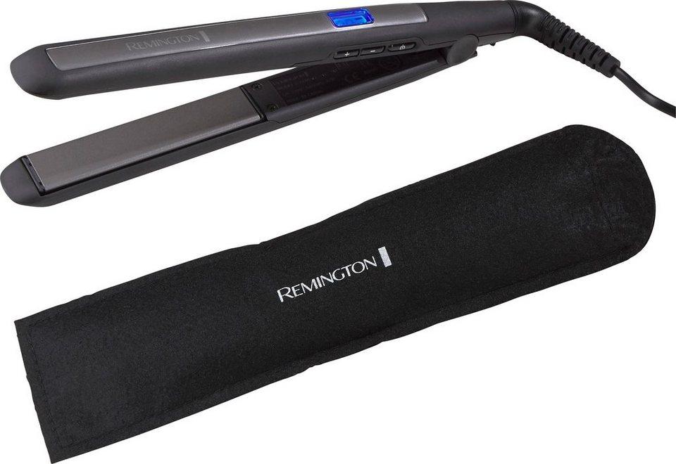 Remington, Haarglätter, S5505 in schwarz/braunmetallic