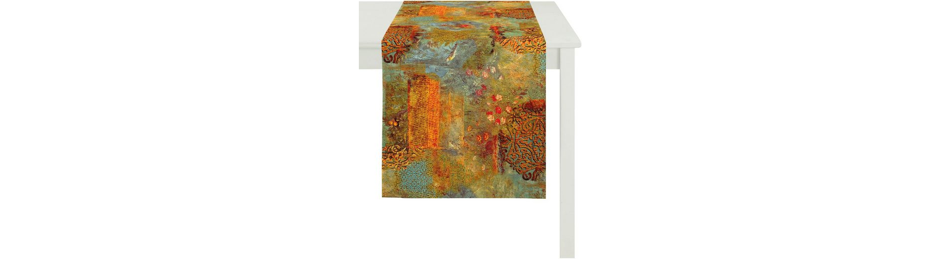 Tischläufer, Apelt, »3044«, Baumwolldruck