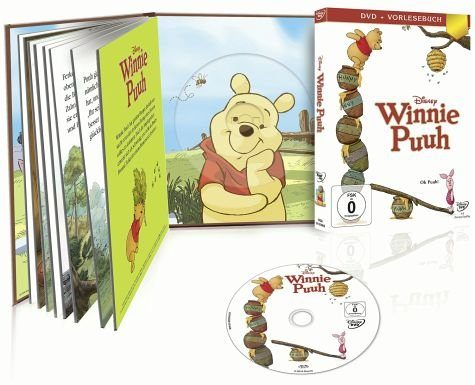 DVD »Winnie Puuh (Limited Edition)«