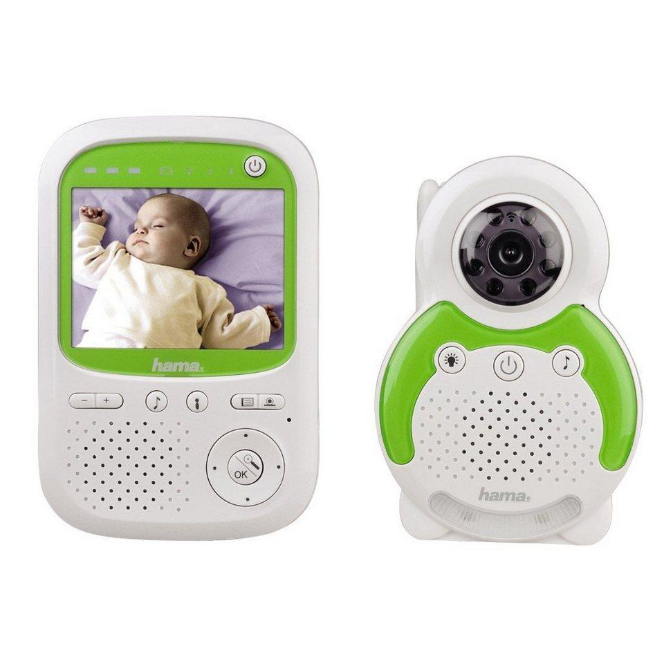 hama babyphone mit video und nachtlichtfunktion otto. Black Bedroom Furniture Sets. Home Design Ideas