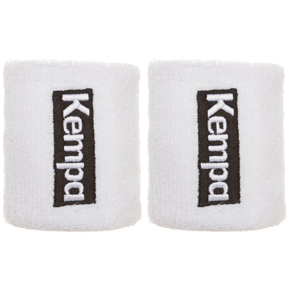 KEMPA Schweißband kurz 6er Pack in weiß