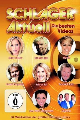 DVD »Various Artists - Schlager aktuell: Die besten...«