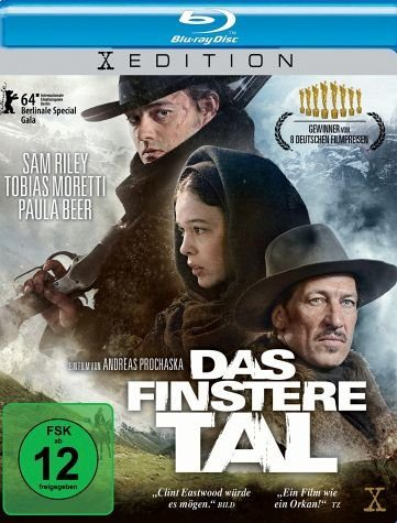 Blu-ray »Das finstere Tal«