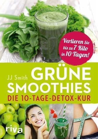 Broschiertes Buch »Grüne Smoothies«