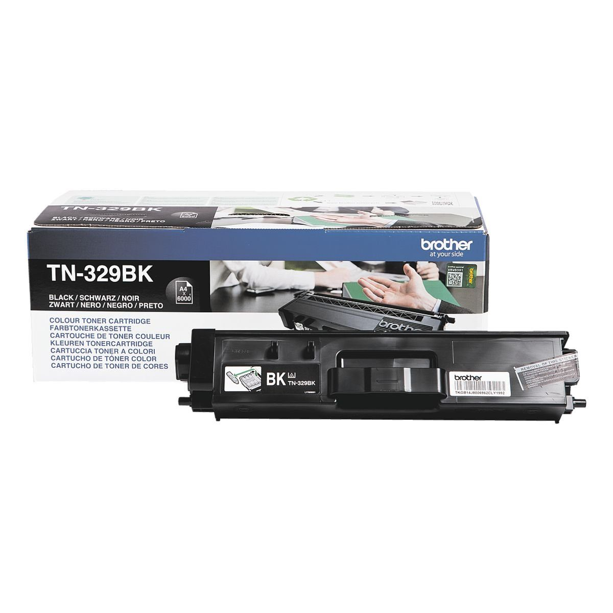 Brother Toner »TN-329BK«