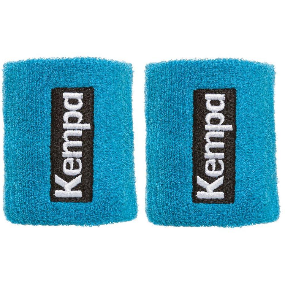 KEMPA Schweißband kurz 6er Pack in kempa blau