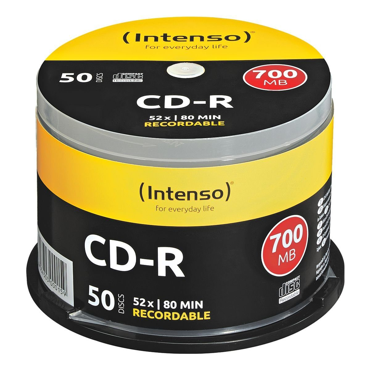 Intenso CD-Rohlinge »CD-R«