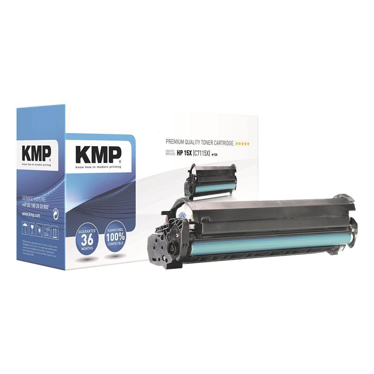 KMP Toner ersetzt HP »C7115X« 15X