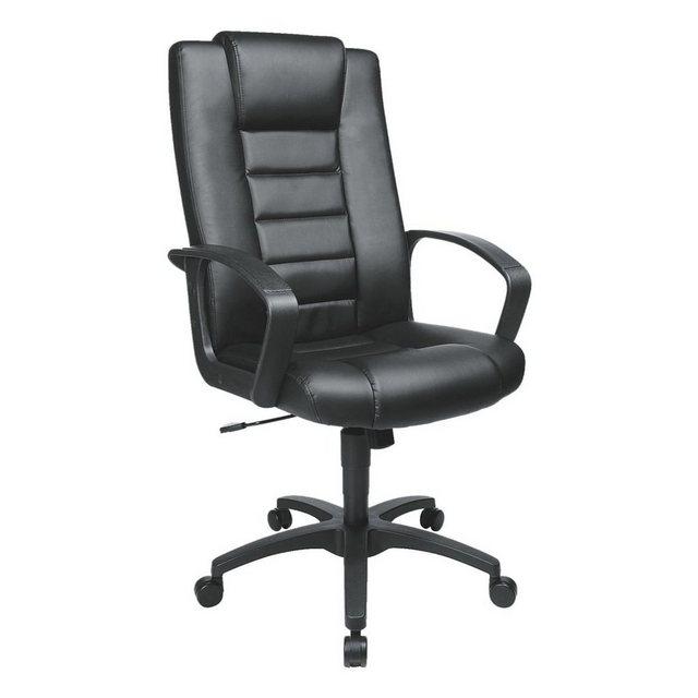 Bürostühle - TOPSTAR Chefsessel mit Kunstlederbezug »Comfort Point 10« » schwarz  - Onlineshop OTTO