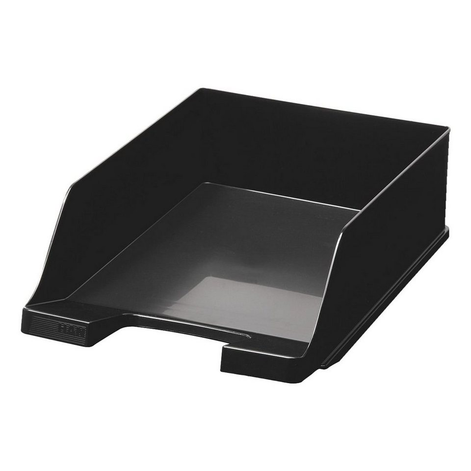 HAN 2er-Pack Briefkörbe »KLASSIK XXL« in schwarz