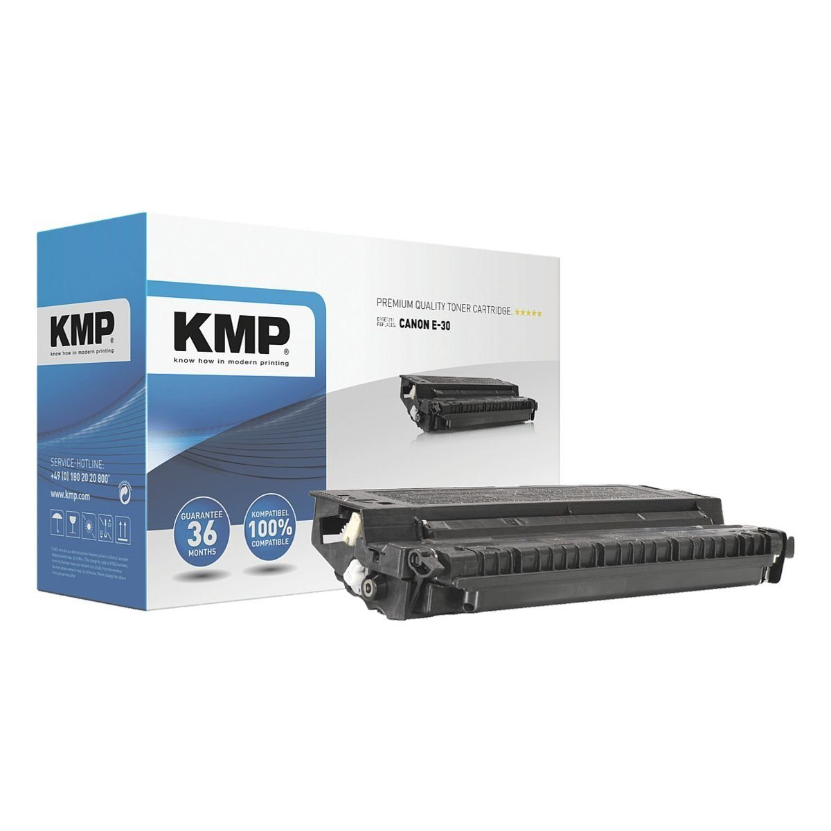 KMP Toner ersetzt Canon »E-30«