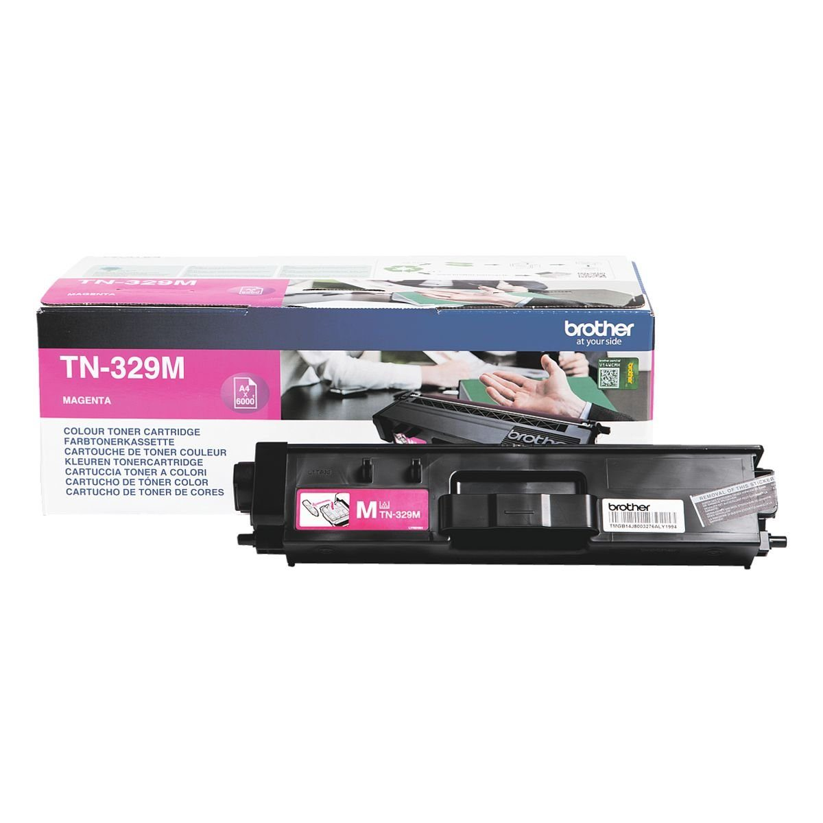 Brother Toner »TN-329M«