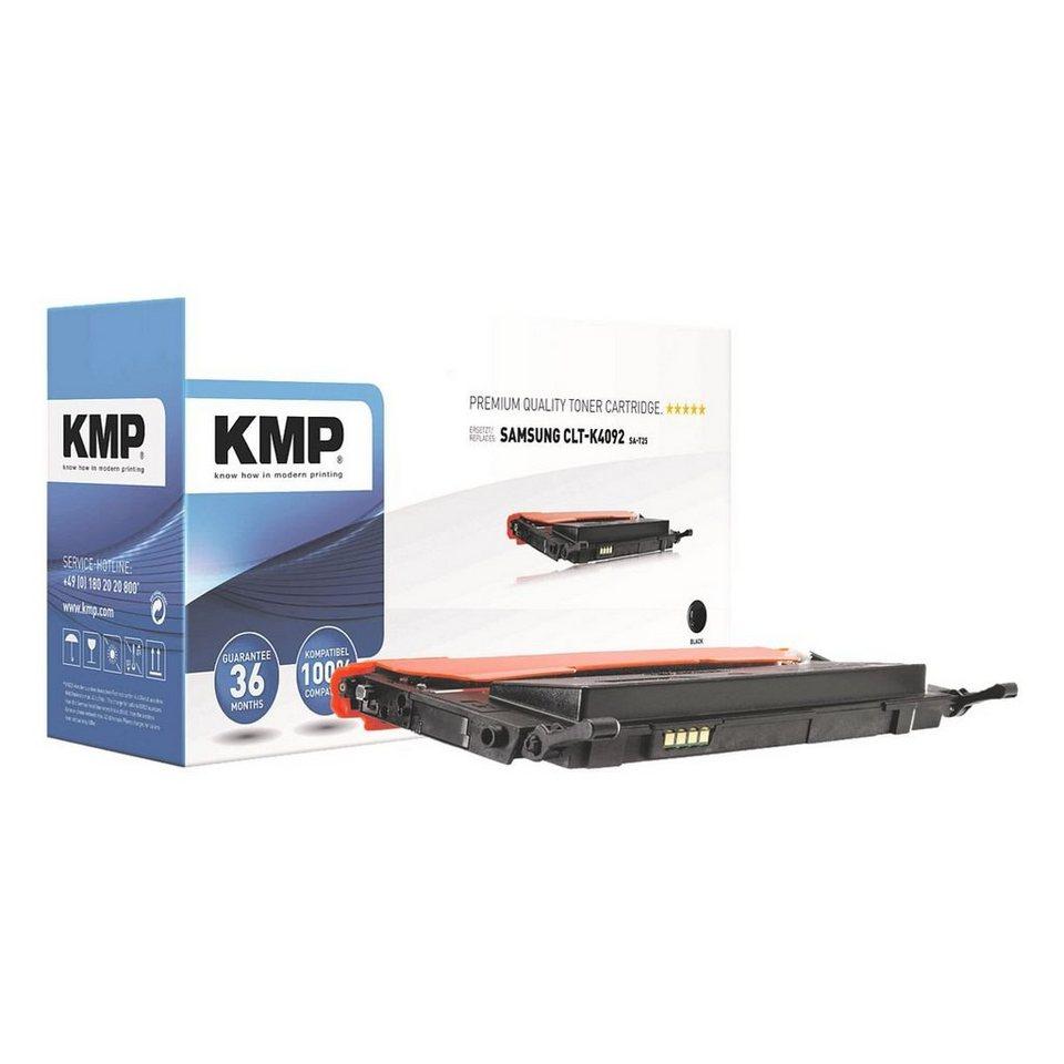 KMP Toner ersetzt Samsung »CLT-K4092«