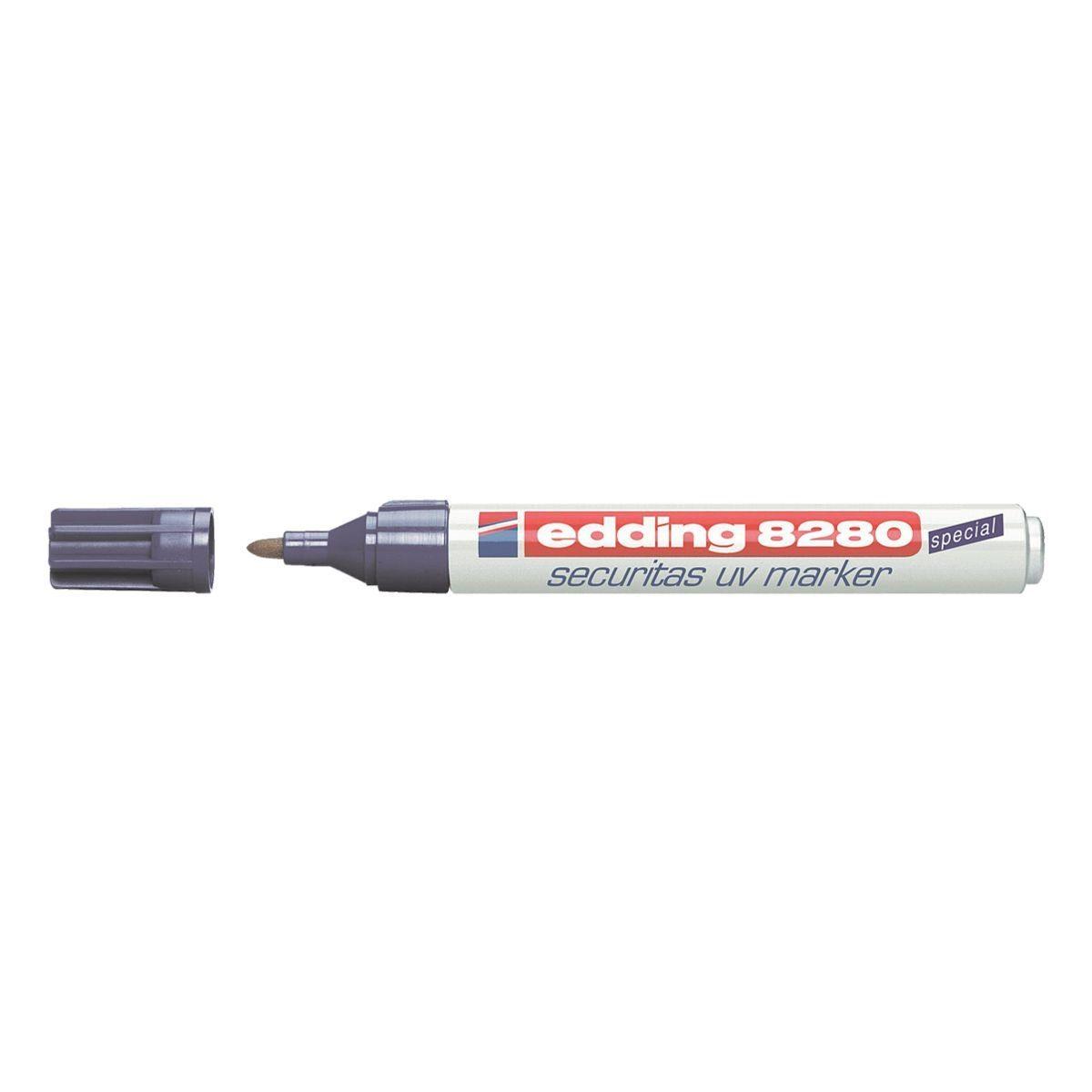 edding Spezialmarker »Securitas UV-Marker 8280«