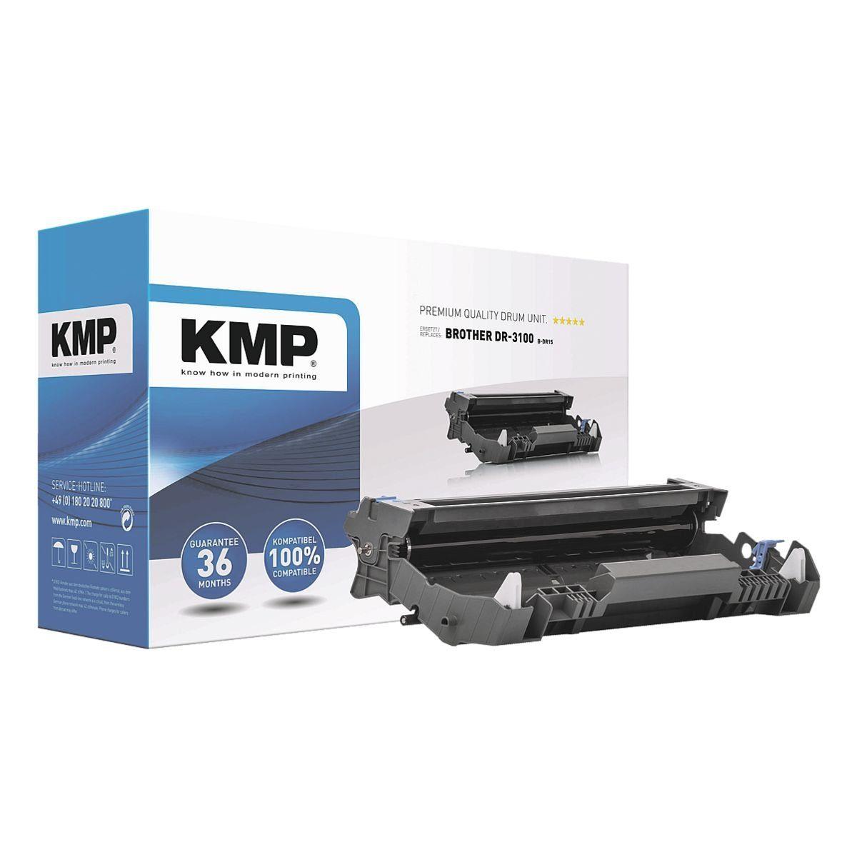 KMP Trommel (ohne Toner) ersetzt Brother »DR-3100«