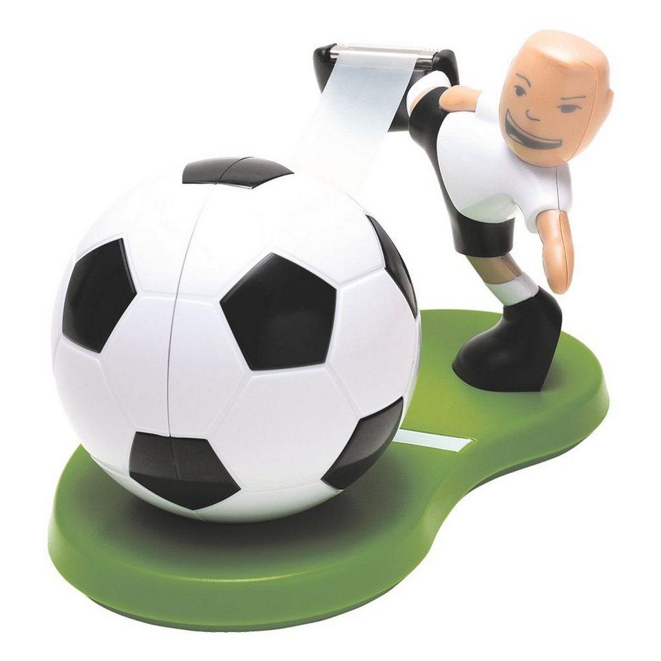 Scotch Tischabroller »Fußball« mit Klebeband