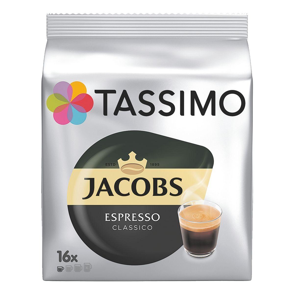 TASSIMO Kaffee-Discs »Jacobs Espresso«