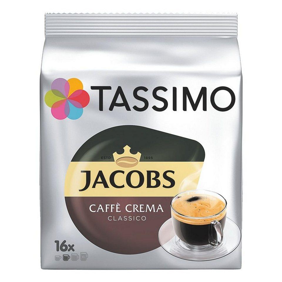 TASSIMO Kaffee-Discs »Caffè Crema classico«