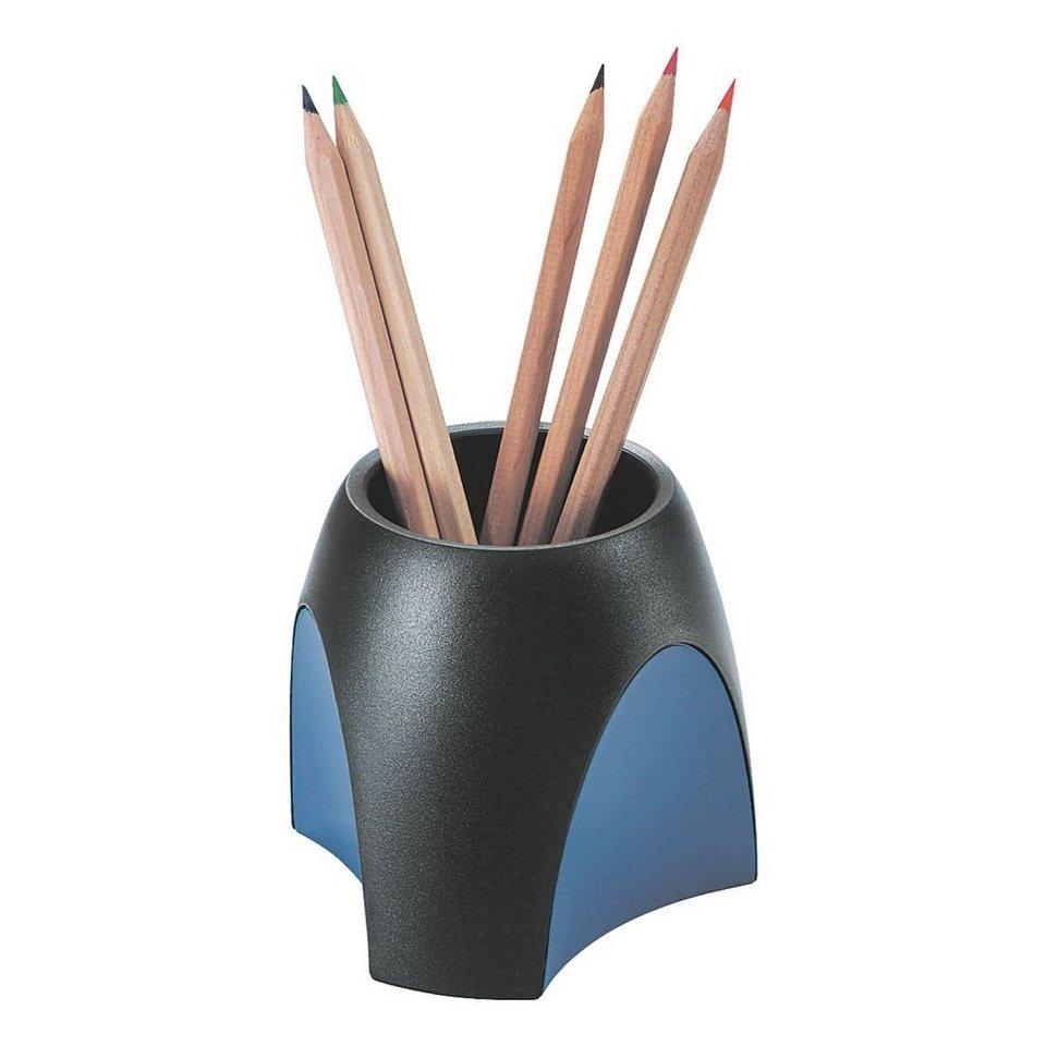 HAN Stifteköcher »Delta« in blau