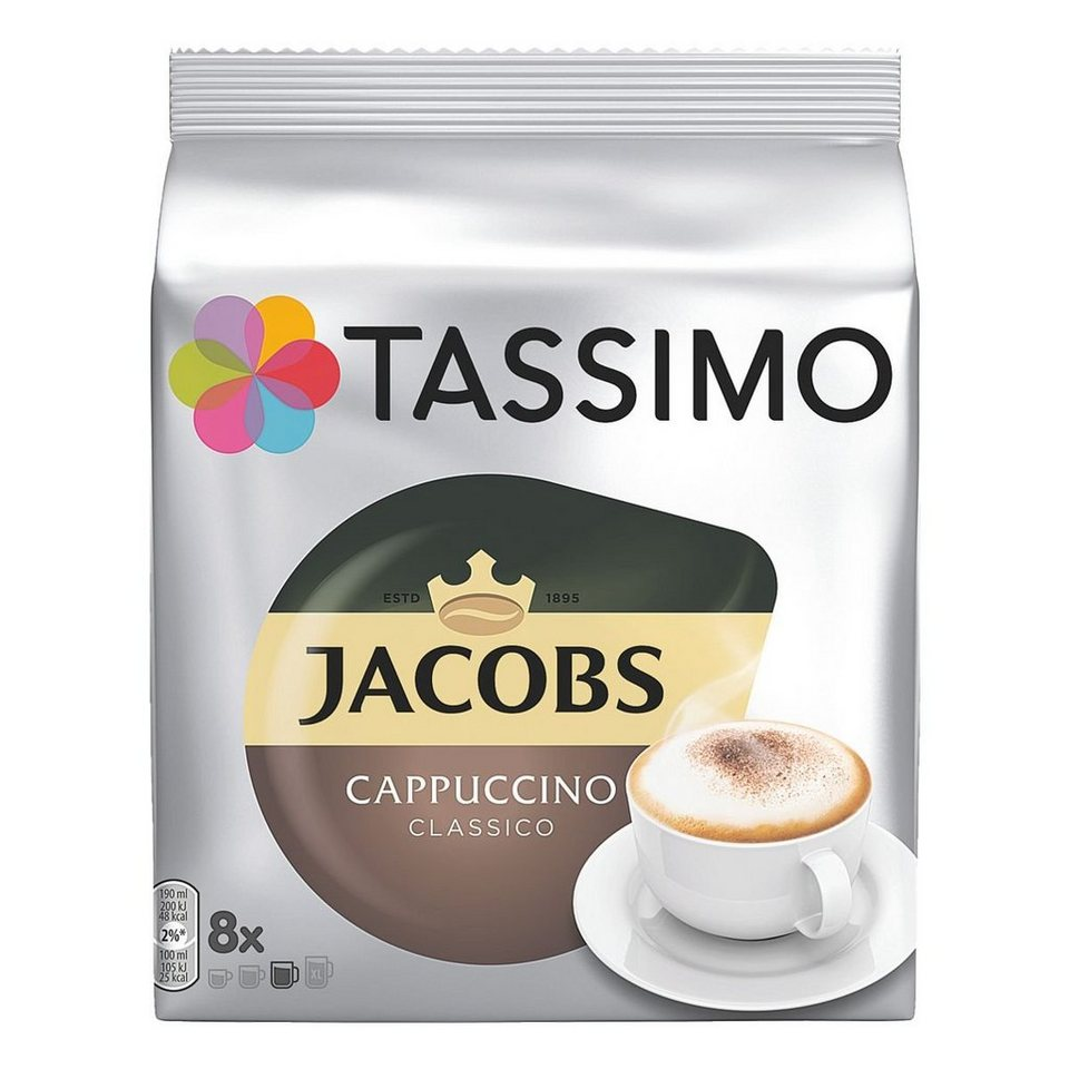 TASSIMO Kaffee-Discs »Cappuccino classico«