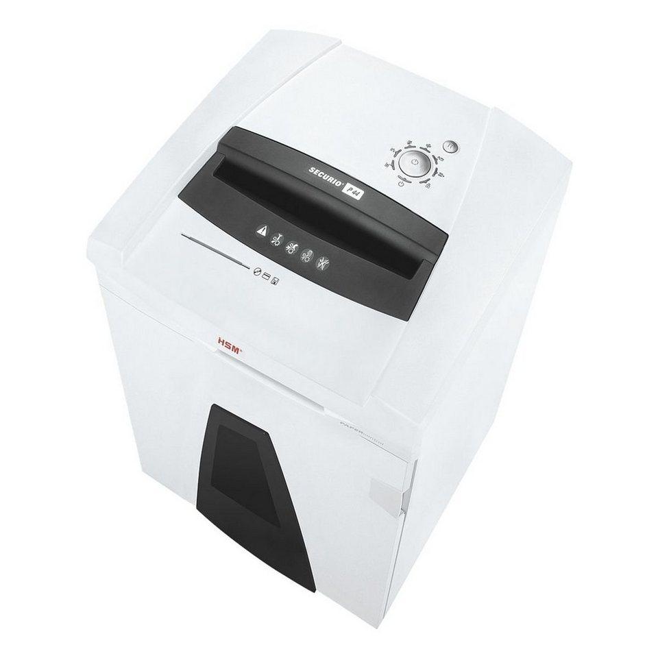 HSM Aktenvernichter »Securio P44 3,9x40mm CD«