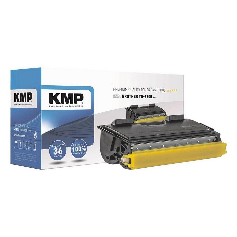 KMP Toner ersetzt Brother »TN-6600«