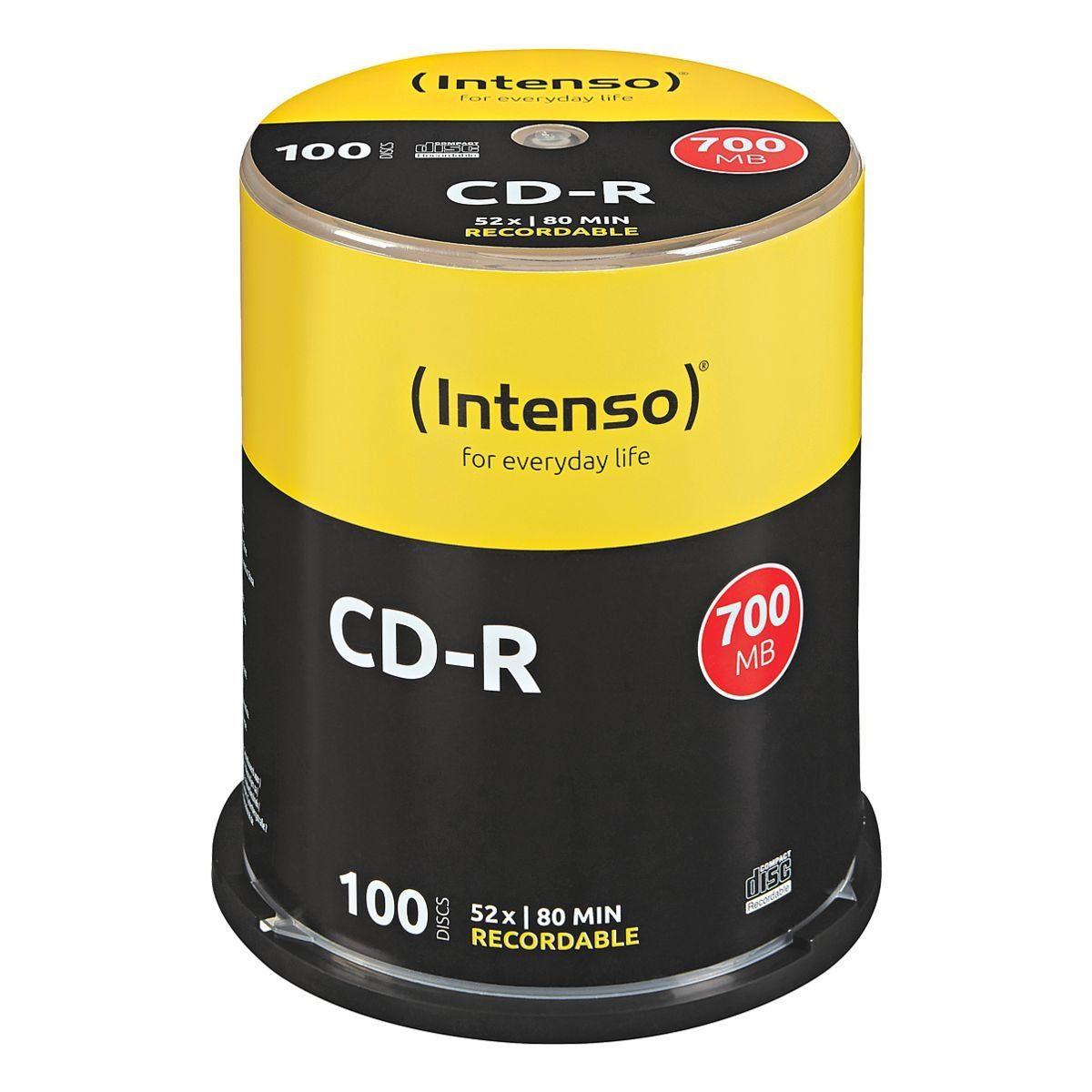 Intenso CD-Rohlinge »CD-R«