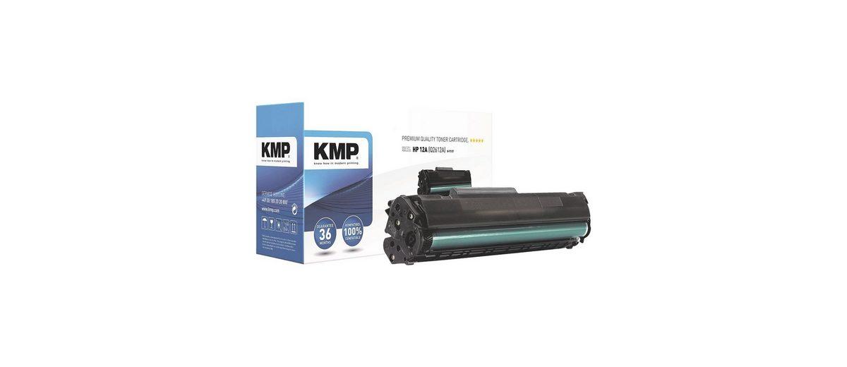 KMP Toner ersetzt HP »Q2612A« 12A