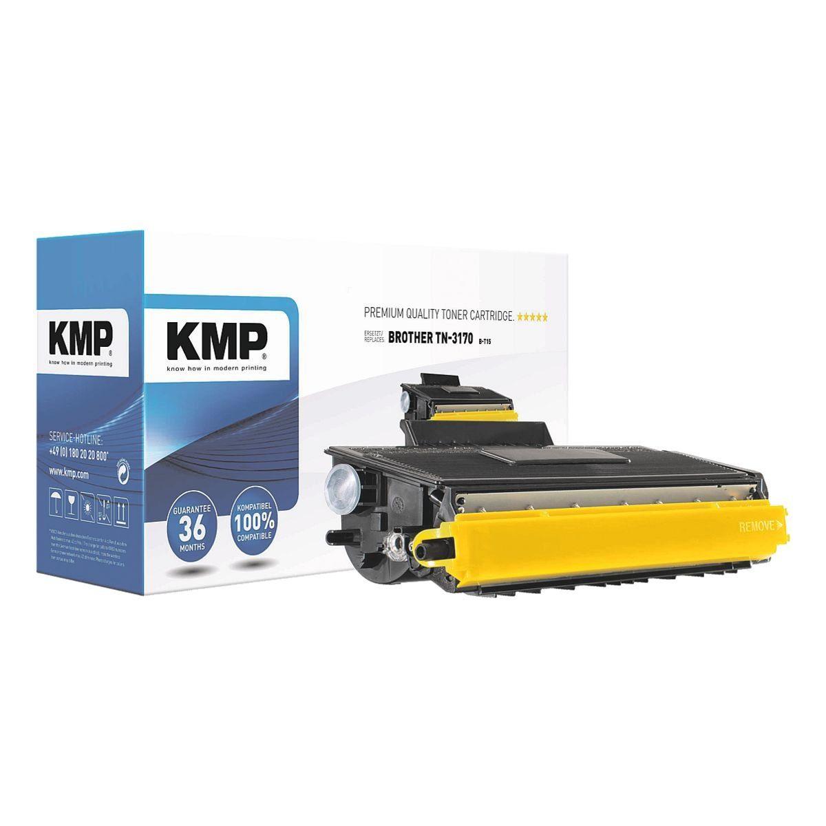 KMP Toner ersetzt Brother »TN-3170«