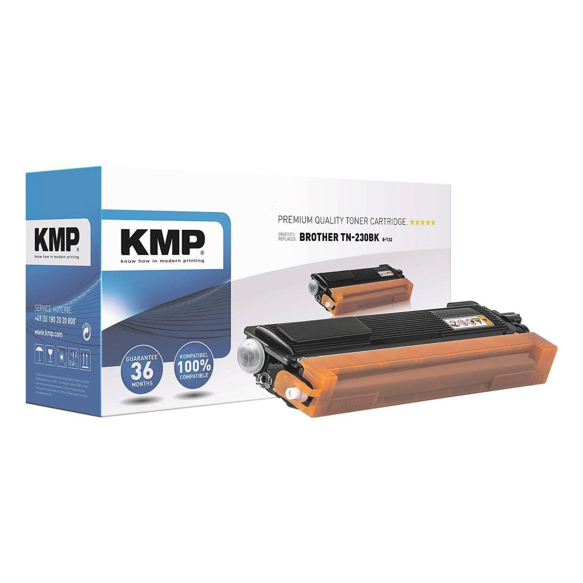 KMP Toner ersetzt Brother »TN-230Bk«