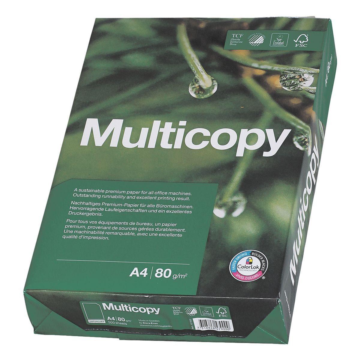 MULTICOPY Multifunktionspapier »MultiCopy«
