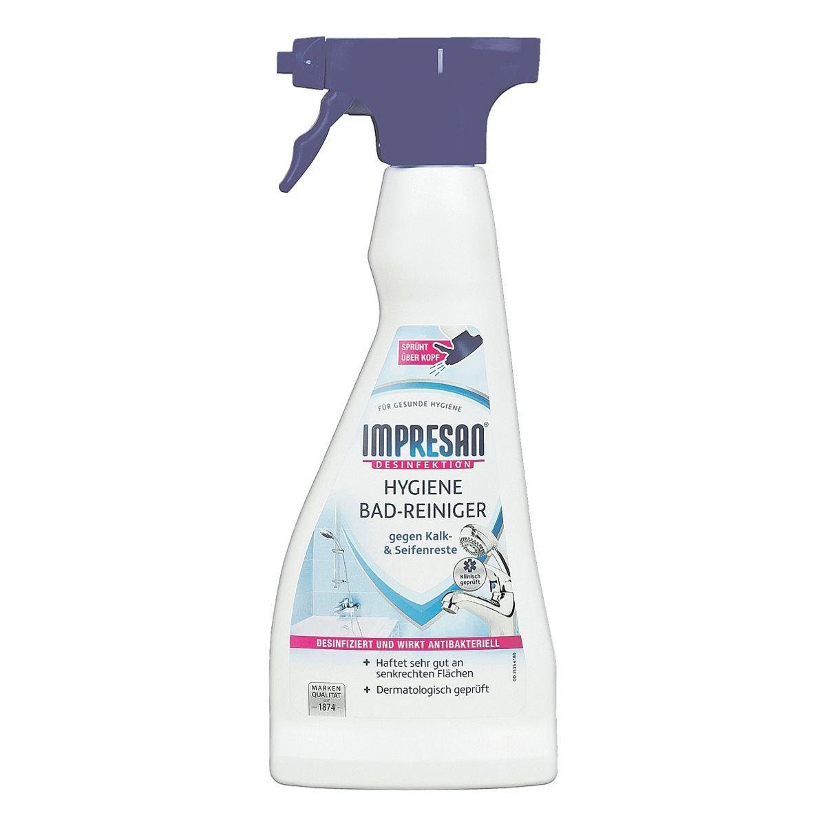 IMPRESAN Hygiene-Badreiniger