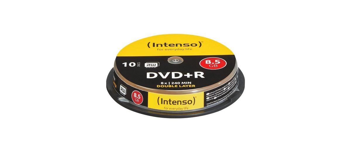 INTENSO Doublelayer-DVD-Rohlinge »DVD+R DL«