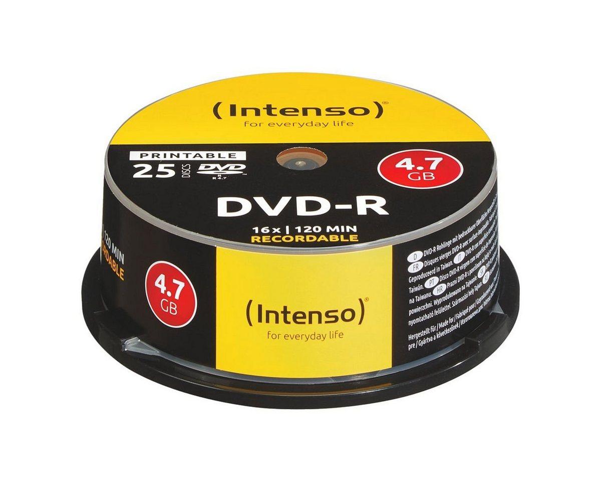 Intenso DVD-Rohlinge »Printable DVD-R«