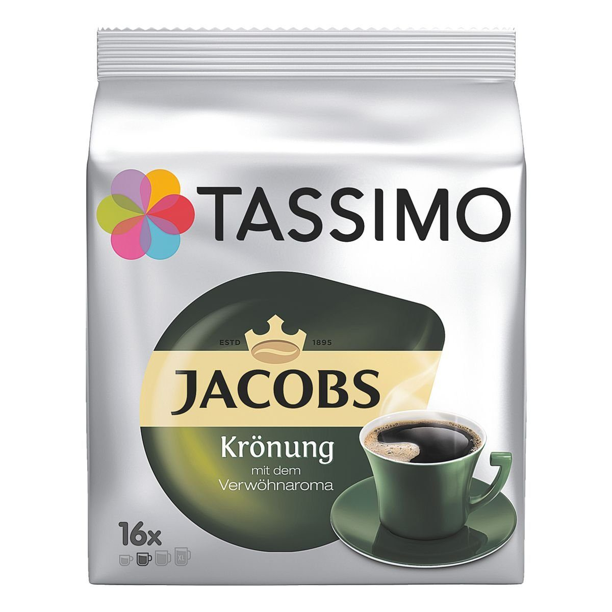 TASSIMO Kaffee-Discs »Jacobs Krönung«