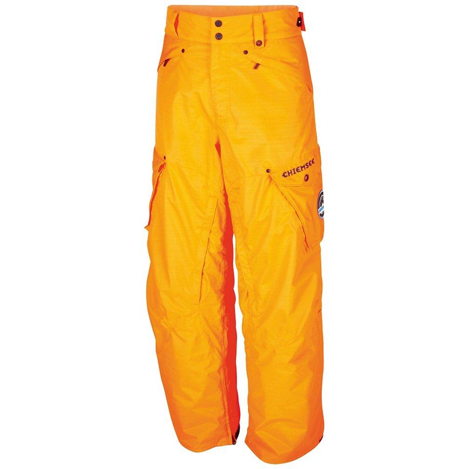 Chiemsee Schneehose »HEIRI« in shocking orange