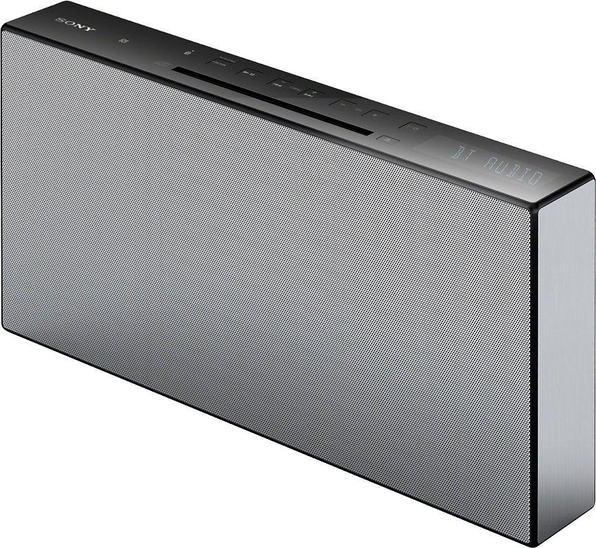 Sony CMT-X3CD Microanlage, Bluetooth, NFC, 1x USB in weiß