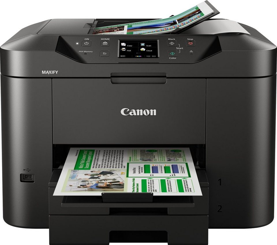 canon maxify mb2350 multifunktionsdrucker kaufen otto. Black Bedroom Furniture Sets. Home Design Ideas