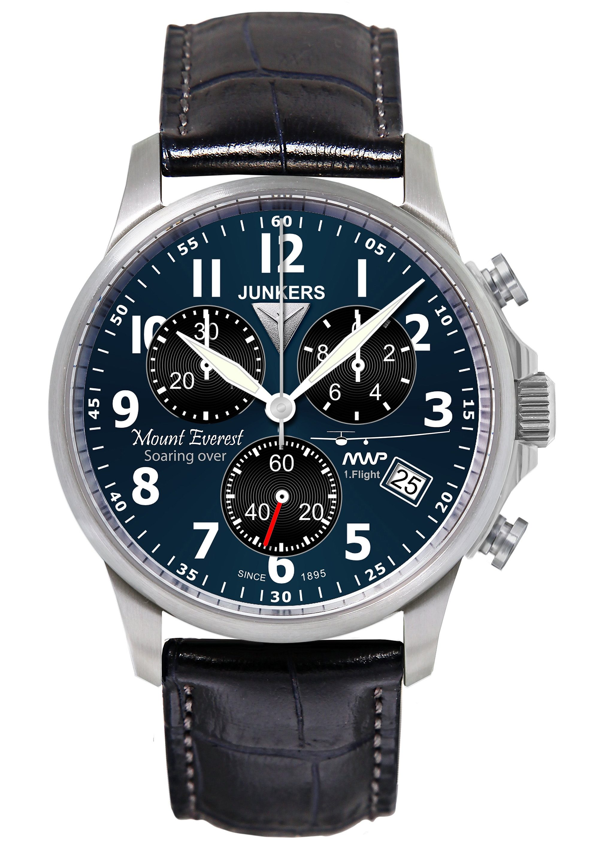 Junkers-Uhren Chronograph »Mountain Wave, 6894-3«